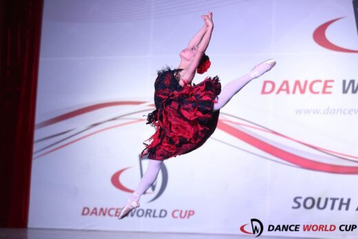 Dance World Cup 1st place 2017