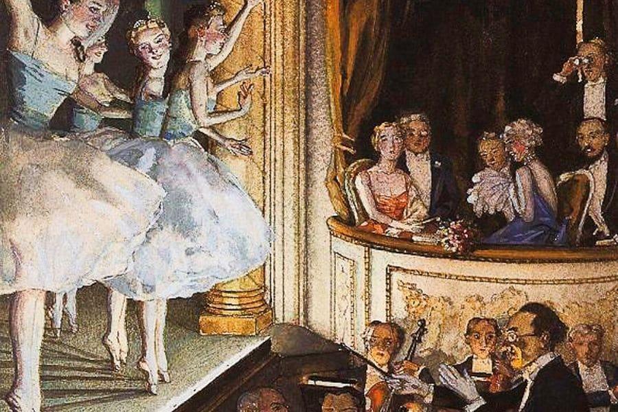 Russian Ballet History